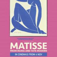 Sztuka w Centrum. Henri Matisse. Wycinanki z tate modern w londynie i moma w nowym jorku