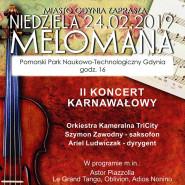 Niedziela Melomana - II koncert karnawałowy