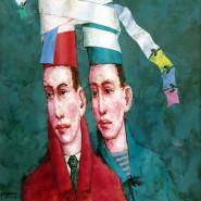 Duet: Wystawa twórczości Marty i Waldemara J. Marszałka w galerii Triada
