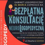 Bezpłatne konsultacje neurologopedyczne