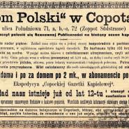 Sopocka działalność Wiktora Kulerskiego - wykład