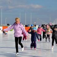 Szkółka łyżwiarska na Molo w Sopcie