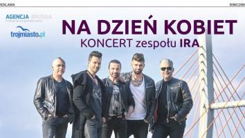 Bilety na koncert zespołu IRA