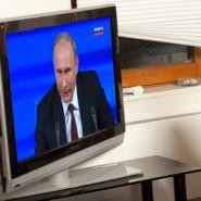 Język propagandy w rosyjskiej telewizji