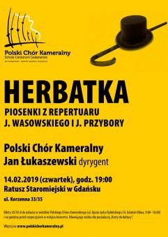 Herbatka. Piosenki z repertuaru J. Wasowskiego i J. Przybory