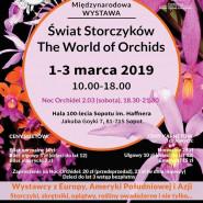 III Międzynarodowa Wystawa Świat Storczyków - The World of Orchids