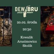 DEW & BRU Jazz Night