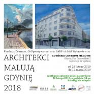 Architekci Malują Gdynię - wystawa
