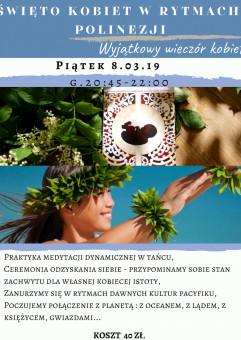 Święto Kobiet w rytmach Polinezjii
