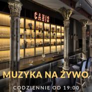 Muzyka na żywo - Mikołaj Bogdański