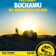 Przygody Buchanki na Jedwabnym Szlaku
