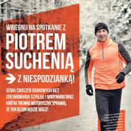 Spotkanie z mistrzem Piotrem Suchenią