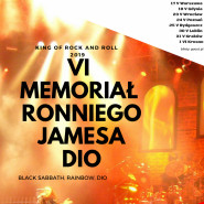 Memoriał Ronniego Jamesa DIO