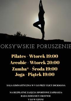 Oksywskie Poruszenie - aerobic