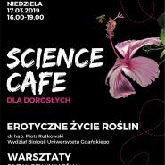 Science Cafe dla dorosłych - Erotyczne życie roślin