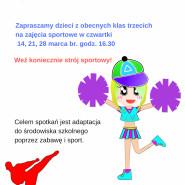 Adaptacyjne zajęcia sportowe w SP 51