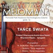 Niedziela Melomana - Tańce świata
