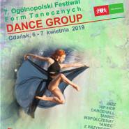 """7. Ogólnopolski Festiwal Form Tanecznych """"Dance Group"""" 2019"""