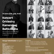 Koncert Orkiestry Kameralnej BalticAlians pod dyr. George'a Tchitchinadze