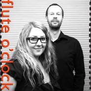 Duetu fletowy Flute o'clock: warsztaty, wykład i koncert