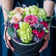 Wiosenne Flower Boxy - Zielone warsztaty z Limonką