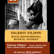 Valeriy Filipov - multi-instrumental musical journey