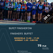 Bufet Finisher'ów - Półmaraton Gdynia 2019