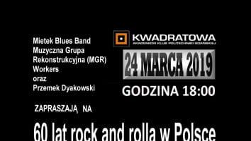 Bilety na koncert 60 lat rock and rolla w Polsce