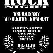 Rock Night - Wspominamy Wtorkowy Kwadrat!