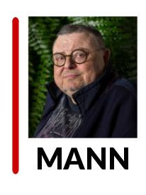 Biesiada Literacka: Wojciech Mann