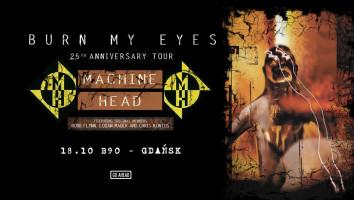 Bilety na koncert Machine Head