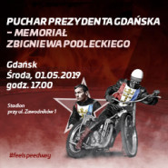 Puchar Prezydenta Gdańska - Memoriał Zbigniewa Podleckiego
