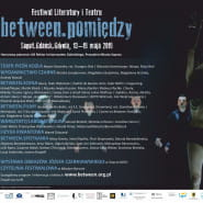 X Festiwal Literatury i Teatru Between.Pomiędzy