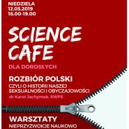 Science Cafe dla dorosłych