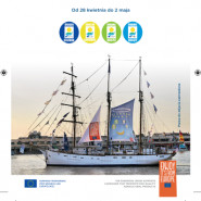 Exotic Taste of Europe - wystawa i zwiedzanie statku