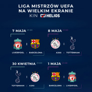 Liga Mistrzów UEFA: Ajax Amsterdam - Tottenham Hotspur