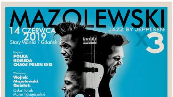 Bilety na koncert Jazz by Jeppesen: Mazolewski x 3