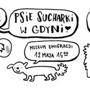 Psie Sucharki - warsztaty edukacyjno-ilustratorskie dla dzieci 8+