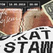 Wystawa Plakatów: Kanapka z Hajsem- Martyna Wędzicka-Obuchowicz
