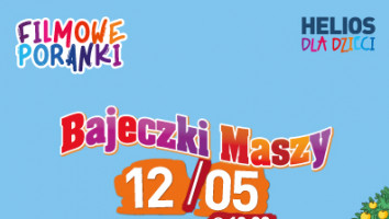 bilety na Filmowe Poranki: Bajeczki Maszy, cz. 6