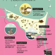Filmowe wieczory na Wyspie Sobieszewskiej z kinem plenerowym