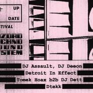 Elektryków X Pozdro Techno Sound System w/ DJ Assault, DJ Deeon