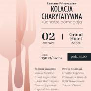 Kucharze Pomagają - kolacja charytatywna