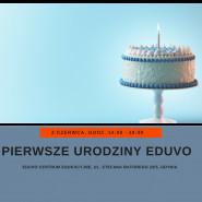Pierwsze urodziny Eduvo