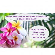 Warsztaty kosmetyczne z okazji Dnia Mamy