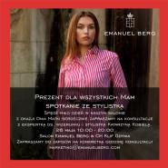 Spotkanie ze stylistką w Emanuel Berg