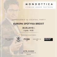 Europa spotyka Brexit - pokaz nowej kolekcji okularów