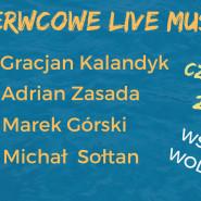 Czerwcowe Live Music: Marek Górski