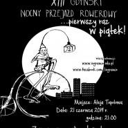 XIII Gdyński Nocny Przejazd Rowerowy