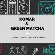 Komar & Green Matcha